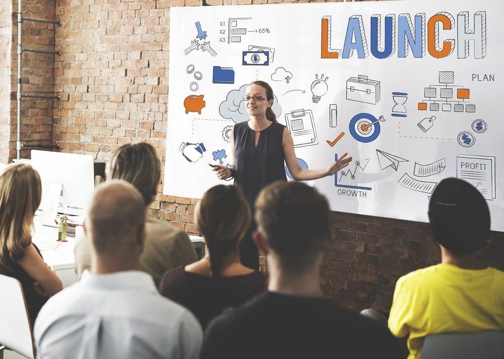 Agiles Projektmanagement Scrum Launch Sprint