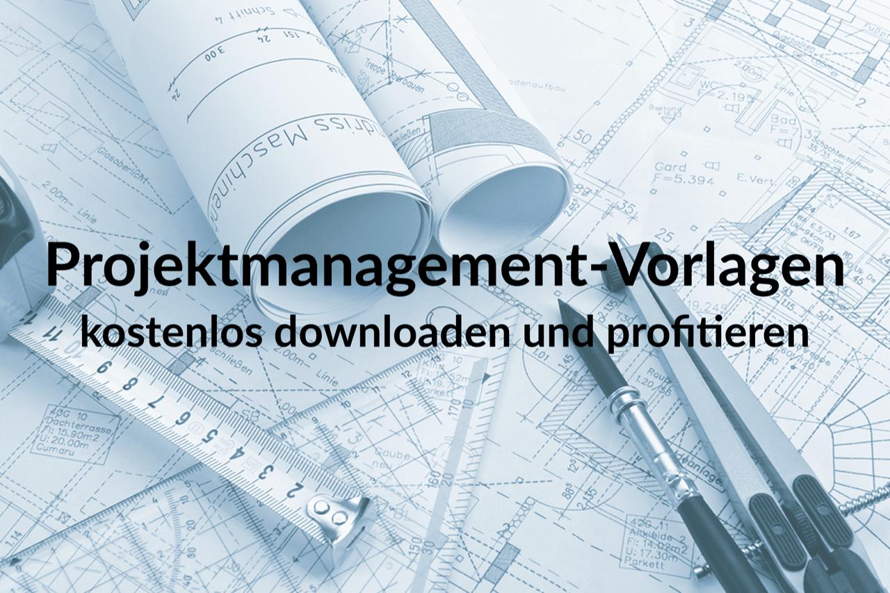 Projektmanagment-Vorlagen